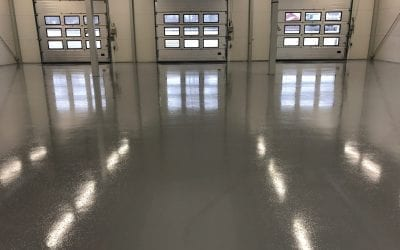 Tid for nytt gulv i garasjen?