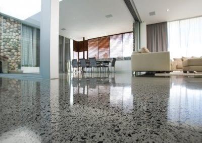 polert-betong